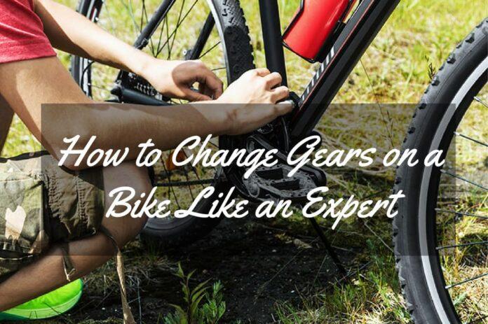 How to Change Gears on a Bike Like an Expert