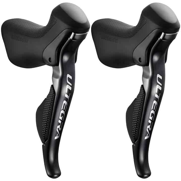 shimano ultegra 6870 di2 11 speed sti Road lever set