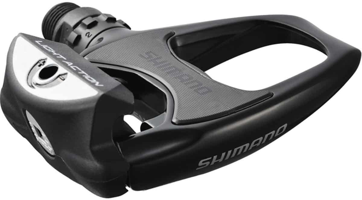 shimano pd r540 light action spd sl road pedals