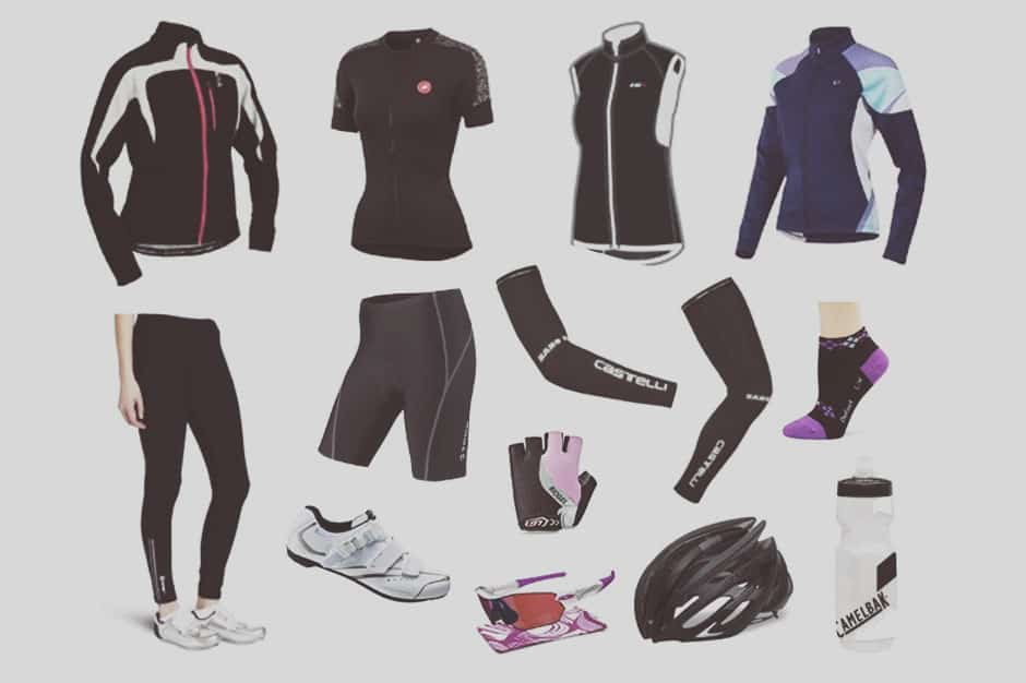 cycling gear essentials