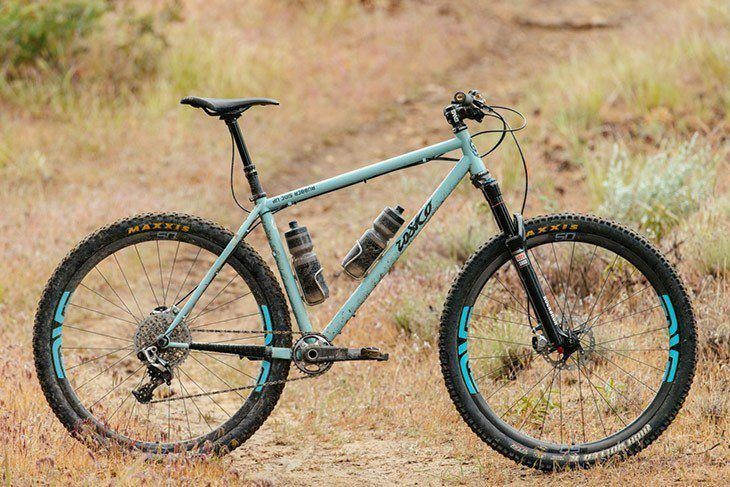 Rosko Agave Slapper Hardtail Mountain Bike