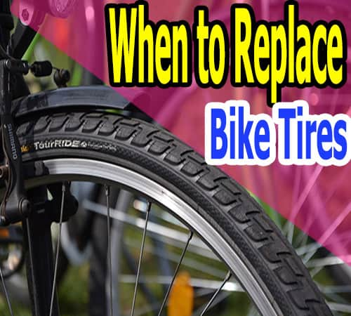 Knowing When to Replace Bike Tires to Ensure the Best Performance