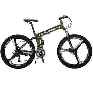 Kingttu G6 Mountain Bike