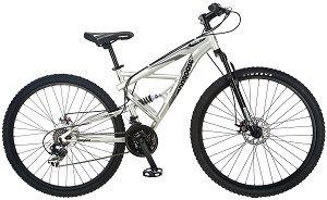 Mongoose R2780 Impasse Dual Full Suspension Bicycle