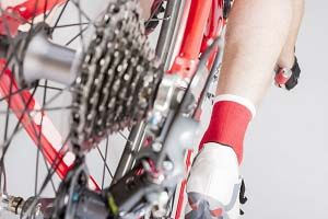 road bike gears and shifters