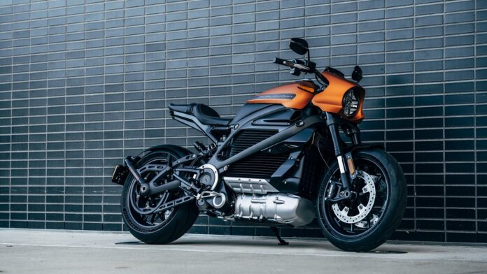 The 2019 Livewire Model By Harley Davidson