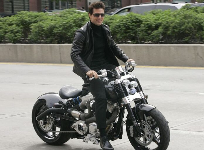 The Top 10 Motorcycles Owned By Tom Cruise Triumph Bonneville