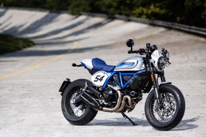 Ducati Scrambler Café Racer Review Of The New 2019 Model