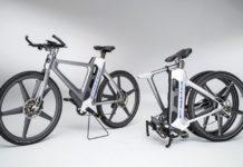 Folding Electric Bikes