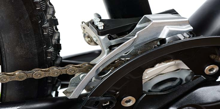 How To Adjust Front Derailleur On Mountain Bike