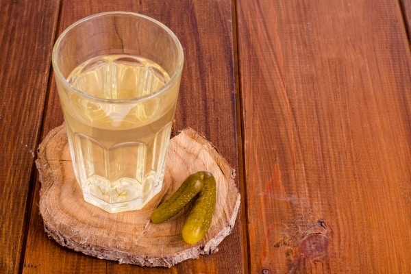 Pickle Juice Water