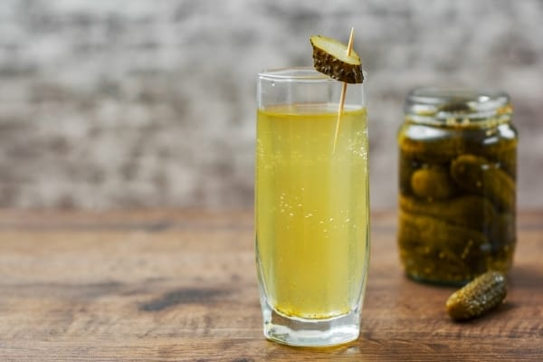 Pickle Juice to Cure Cramping