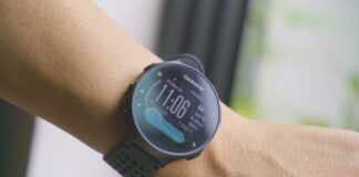 Bike GPS Watch
