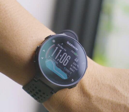 Bike GPS Watch