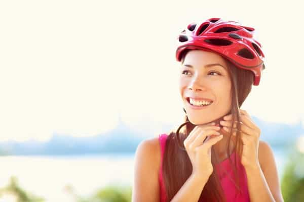 Best Bike Helmet for Women's Hair