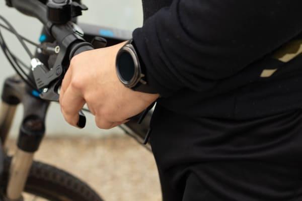 Best GPS Watch for Mountain Biking