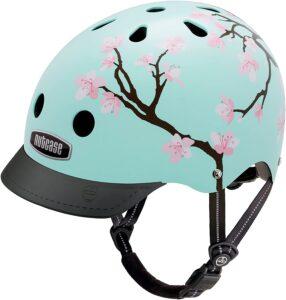 Nutcase - Patterned Street Bike Helmet