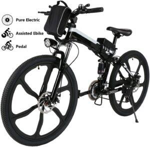 Yiilove Electric Mountain Bike