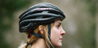 women bike helmet
