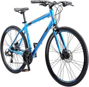 Schwinn Volare Adult Hybrid Road Bike, 28-inch Wheel, Aluminum Frame