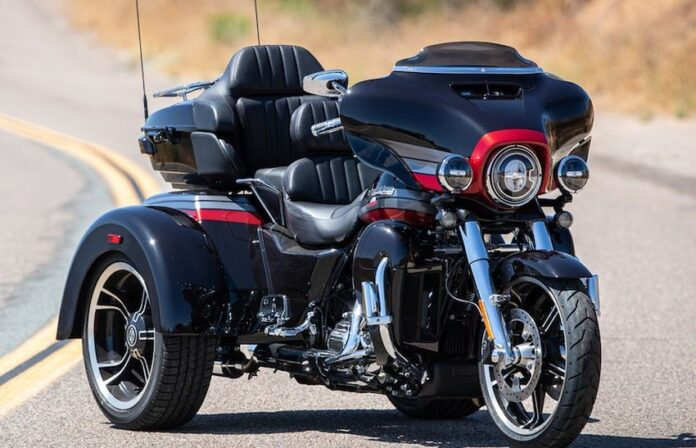 Meet the Amazing New 2020 Harley Davidson CVO Tri Glide