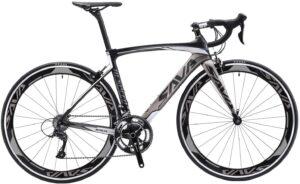 SAVADECK Carbon Road Bike, Warwinds3.0 700C