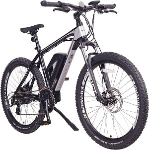 NCM Prague Electric Mountain Bike 468Wh 36V 13AH
