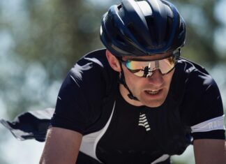 Anti-Fog Cycling Glasses
