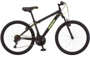 Mongoose Excursion Boys' Mountain Bike