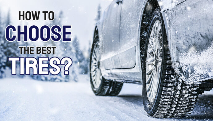 how to choose the best all season winter tires