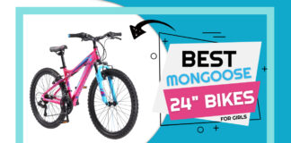 Best Mongoose 24 inch bikes for girls