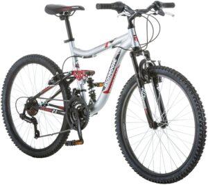 """24"""" Mongoose Ledge 2.1 Mountain Bike"""