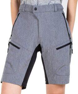 Cycorld Women's Mountain Bike MTB Shorts