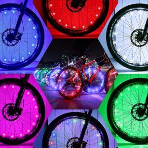 DAWAY Led Bike Wheel Lights
