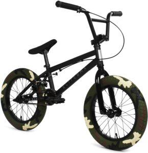 "Elite BMX Bicycle 20"" & 16"" Freestyle Bike"