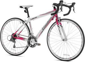 Giordano Libero 1.6 White/Pink Women's Road Bike