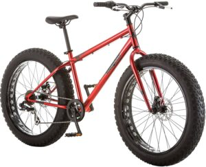 Mongoose Hitch Men's Fat Tire Bicycle