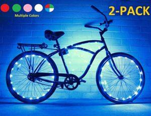 N&M Products Bike Wheel Lights