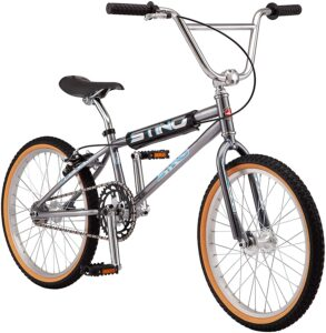 Schwinn Sting Pro and Predator Cruiser BMX Bike