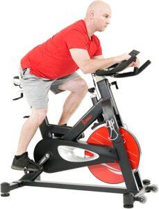 Sunny Health & Fitness Evolution Pro II Magnetic Exercise Bike