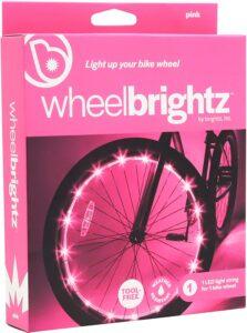 Wheelbrightz LED Bicycle Wheel Lights